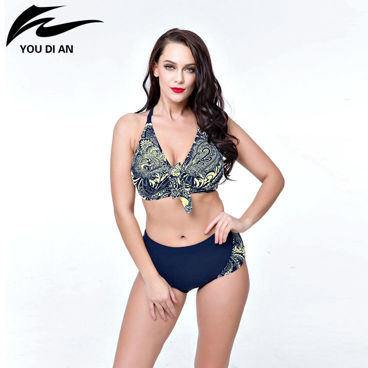 Two Piece Swimsuit High-Gride Fabric Tankini Gather Chest Type Brazilian Swimwear Push Up Women Suits Tracksuits Bathing Suit