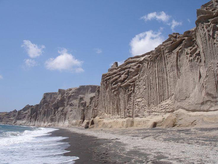 Vlychada #beach #Santorini #Summer