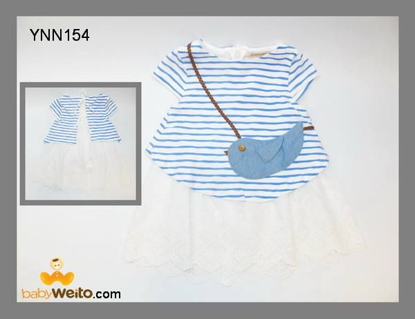 YNN154  Dress biru garis burung  Warna sesuai gambar  IDR 185*  BCA 6320-2660-58 a/n HENDRA WEITO MANDIRI 123-00-2266058-5 a/n HENDRA WEITO PANIN 105-55-60358 a/n HENDRA WEITO  Telp :021-9388 9098
