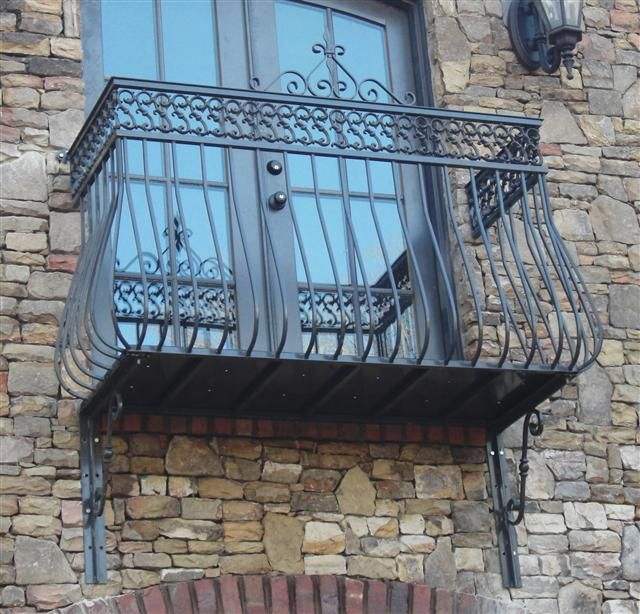 Lovely Iron Balcony Kit