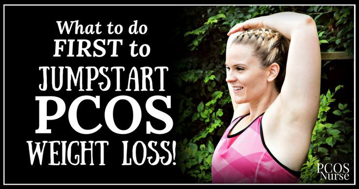 PCOS Weight Loss: What to do FIRST