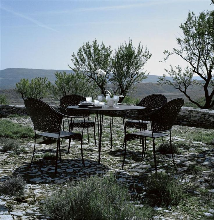 Buy Furniture Online Free Shipping: Buy Fermob Rendez-Vous Table And All Your Patio Furniture