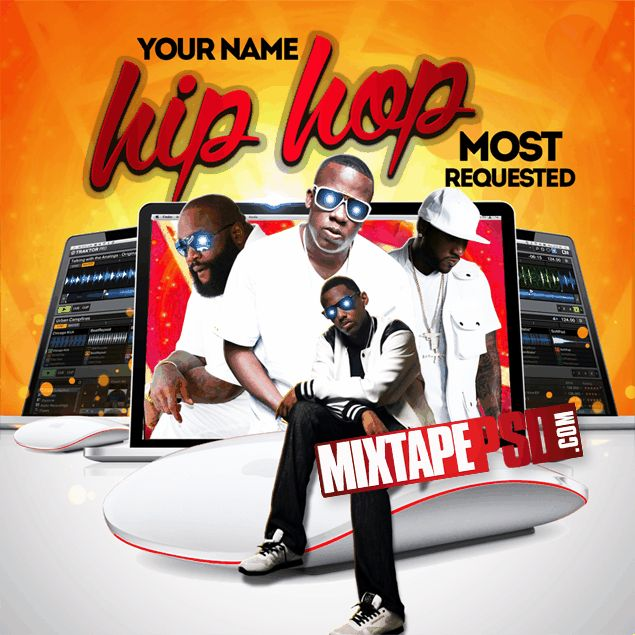 36 best images about mixtapepsdcom on pinterest radios business card templates and a website for Hip hop mixtape covers