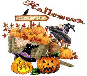 halloween gif | Animierte Ereignisse Gifs: Halloween - Gif-Paradies