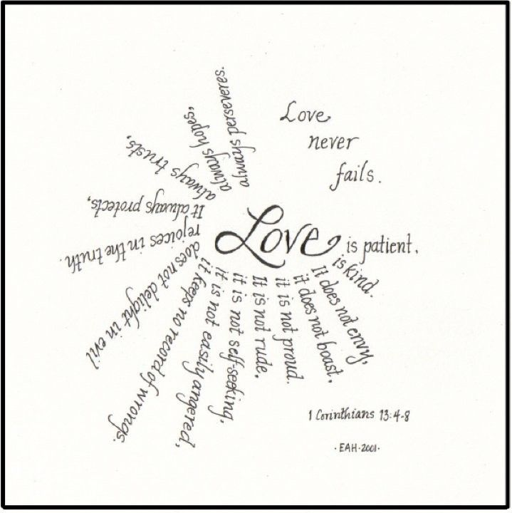 Scripture Soo love this.  This just might b my next tattoo