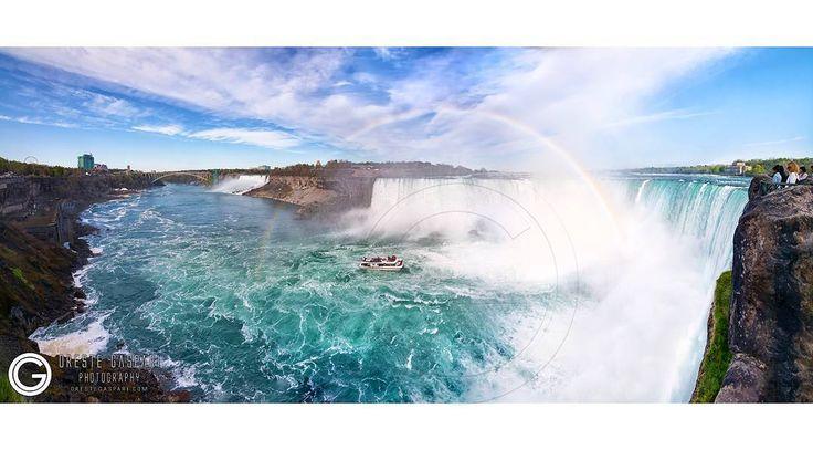 Niagara Falls Niagara - Ontario - Canada orestegaspari.com #niagarafalls #discoveron #explorecanada #imageofcanada #niagara #niagarariver #canada #canadatrip #ontario #traveleroftheweek #travelcanada #canadaday #falls #instawestend61