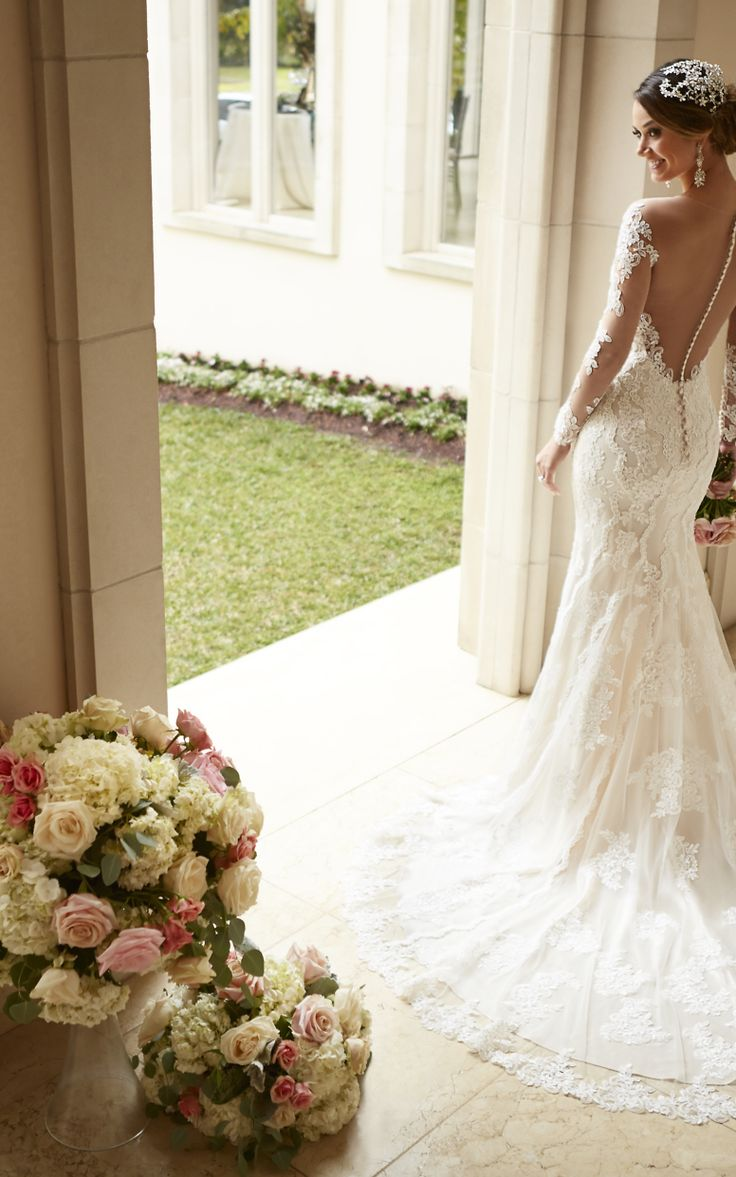 1544 best Hochzeit images on Pinterest | Wedding frocks, Short ...