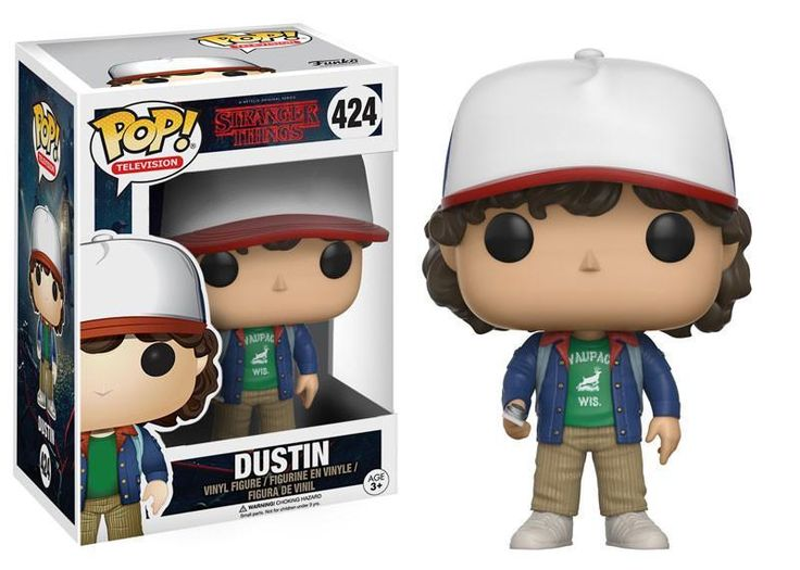 Funko POP!: Dustin With Compass- Stranger Things