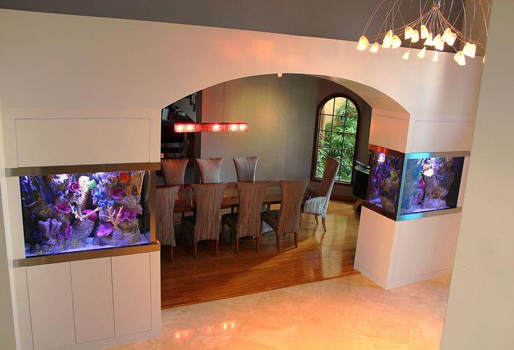 Residential Aquariums