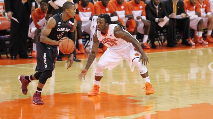 Clemson Announces 2014-15 Men's Basketball Non-Conference Schedule - http://www.beachcarolina.com/2014/07/29/clemson-announces-2014-15-mens-basketball-non-conference-schedule/ Non-Conference Schedule Announced for 2014-15   CLEMSON, SC July 29, 2014 — Eight home games and a trip to the U.S. Virgin Islands for the Paradise Jam highlight Clemson's non-conference schedule, announced today.     Clemson Tigers vs South Carolina Gamecocks mens basketballCourtesy: ...