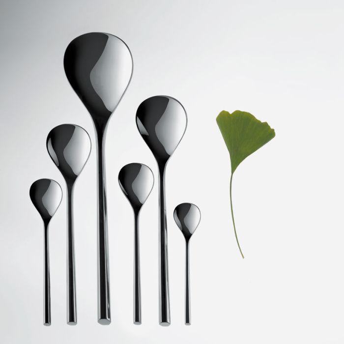 【2013 巴黎家具家飾展】日本建築大師伊東豊雄為 Alessi 打造全新「MU」系列餐具|MOT/TIMES 線上誌