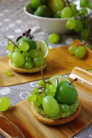 パリ 7月のマルシェ『グリーンなフルーツ・タルト』 - Yahoo! BEAUTY