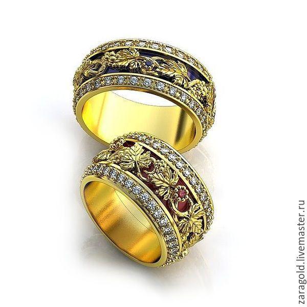 нежное сырное кольцо