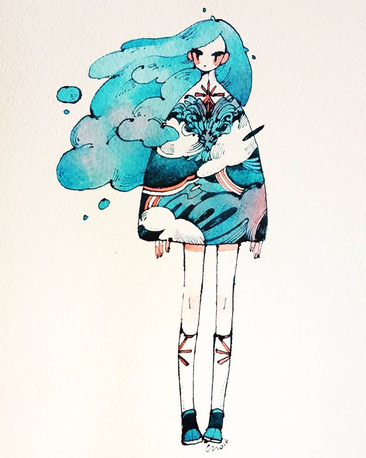 ☁❄ by @maruti_bitamin on Instagram
