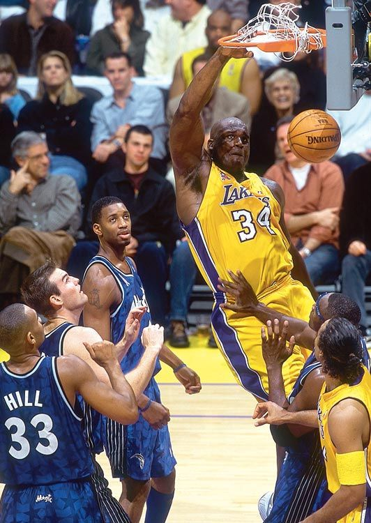 Shaquille O'Neal (L.A. Lakers)