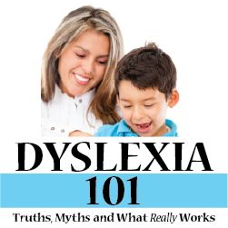How to Homeschool Your Child with Dyslexia :: Teaching a child with dyslexia does require extra effort, but parents CAN successfully homeschool a dyslexic child. :: SoYouCallYourselfaHomeschooler.com