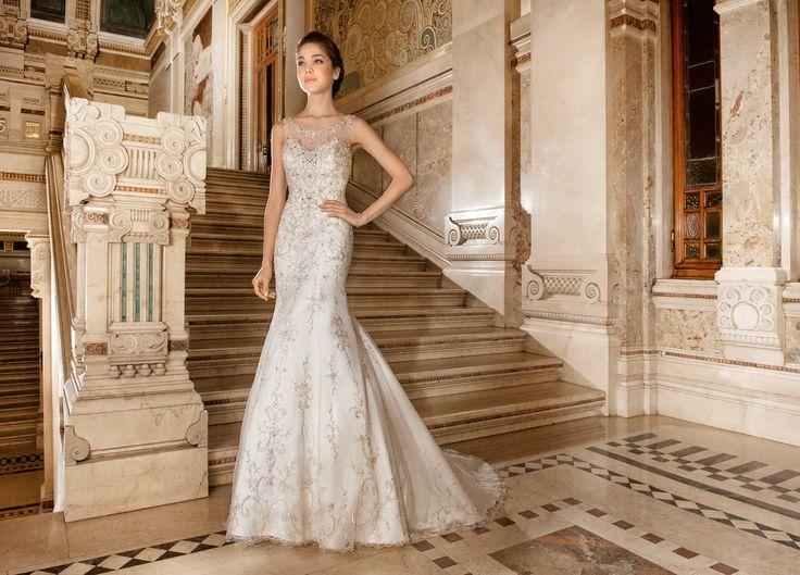 DEMITRIOS WEDDING DRESSE 2015