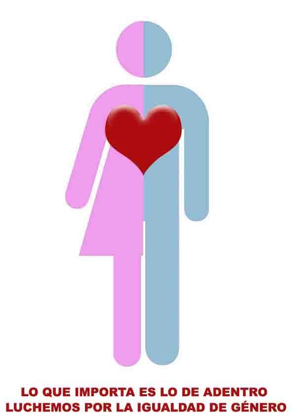 Entre yuca y palma: ¿Imágenes por la equidad de género?