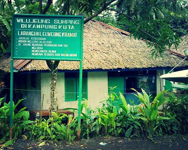 Sejarah Kampung Kuta di Ciamis - Ciamis Blog