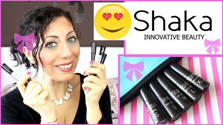5 NUOVI EYELINER Shaka Innovative Beauty Scopriamoli insieme!!