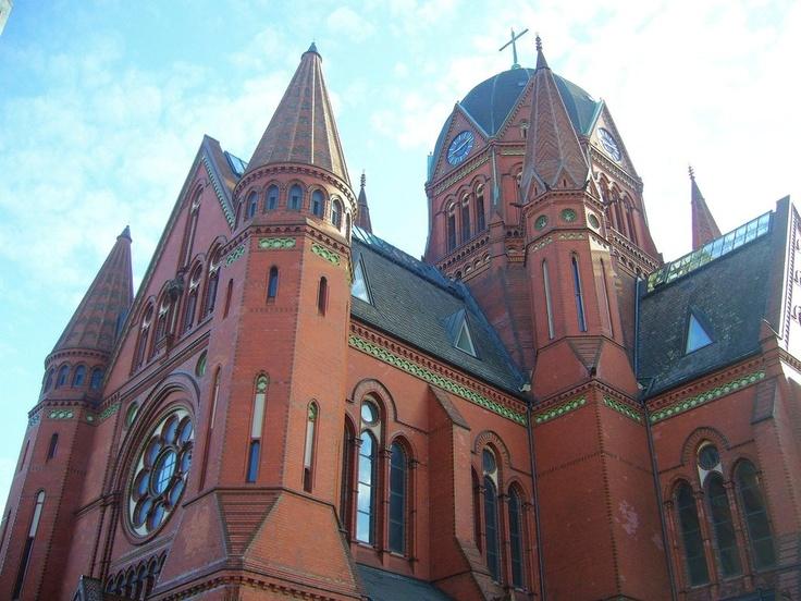 Heilig-Kreuz-Kirche in Berlin