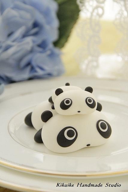 tare panda toppers