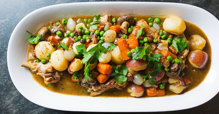 Jacques Pépin shares his simple and incredibly delicious braised chicken recipe. (I'm a big Jacques Pepin groupie)
