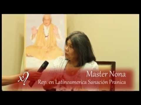 Por donde Pasa La Vida? Master Nona Sanación Pranica