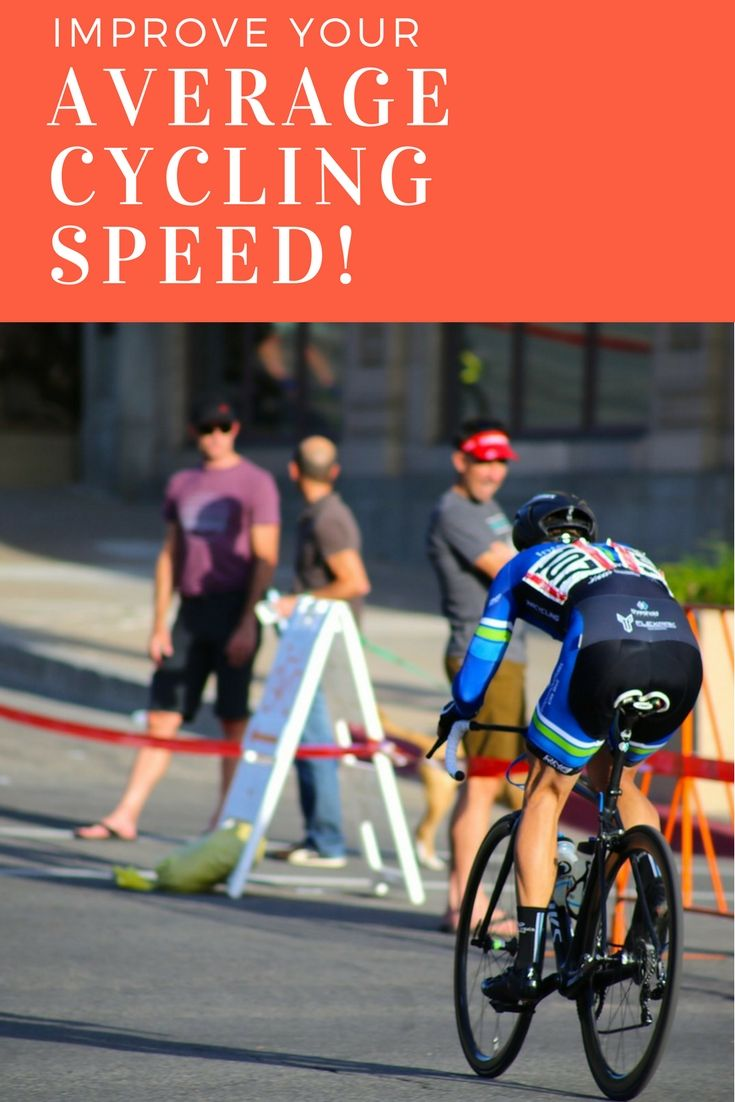 How To Improve Average Speed On Long Distance Bike Rides Cycling
