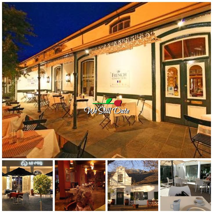 Romantic things to do in Franschhoek