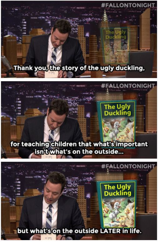 Thank You Notes: jimmy fallon