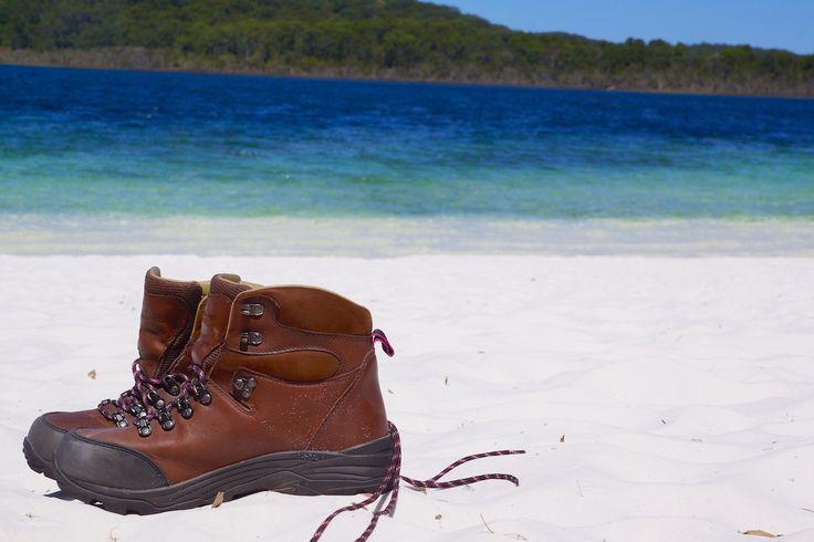 Comment visiter Fraser Island à pied !