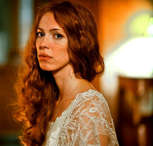 Rebecca Hall as Sylvia Tietjens - Parade's End