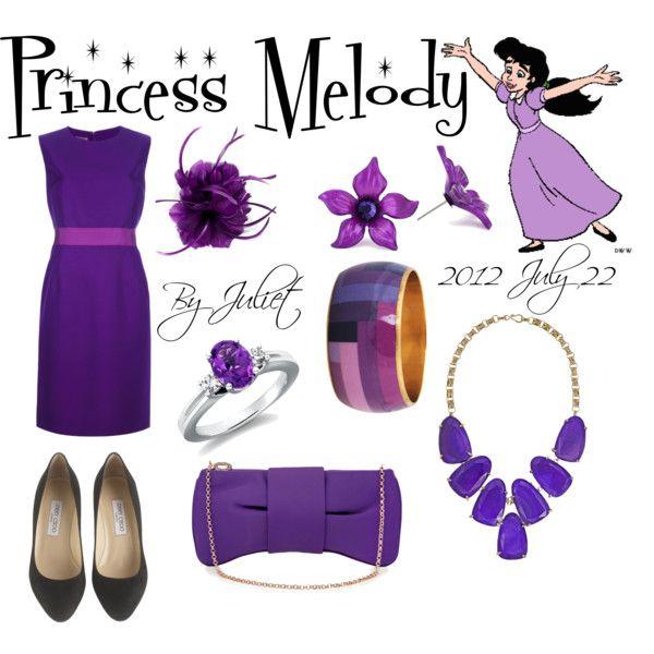 """Princess Melody"" by juliet15243 on Polyvore"
