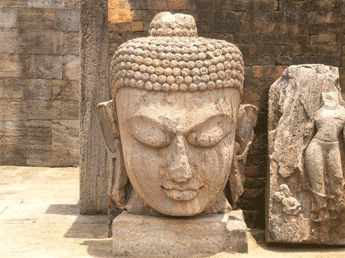 Buddhist Heritage Site, Odisha