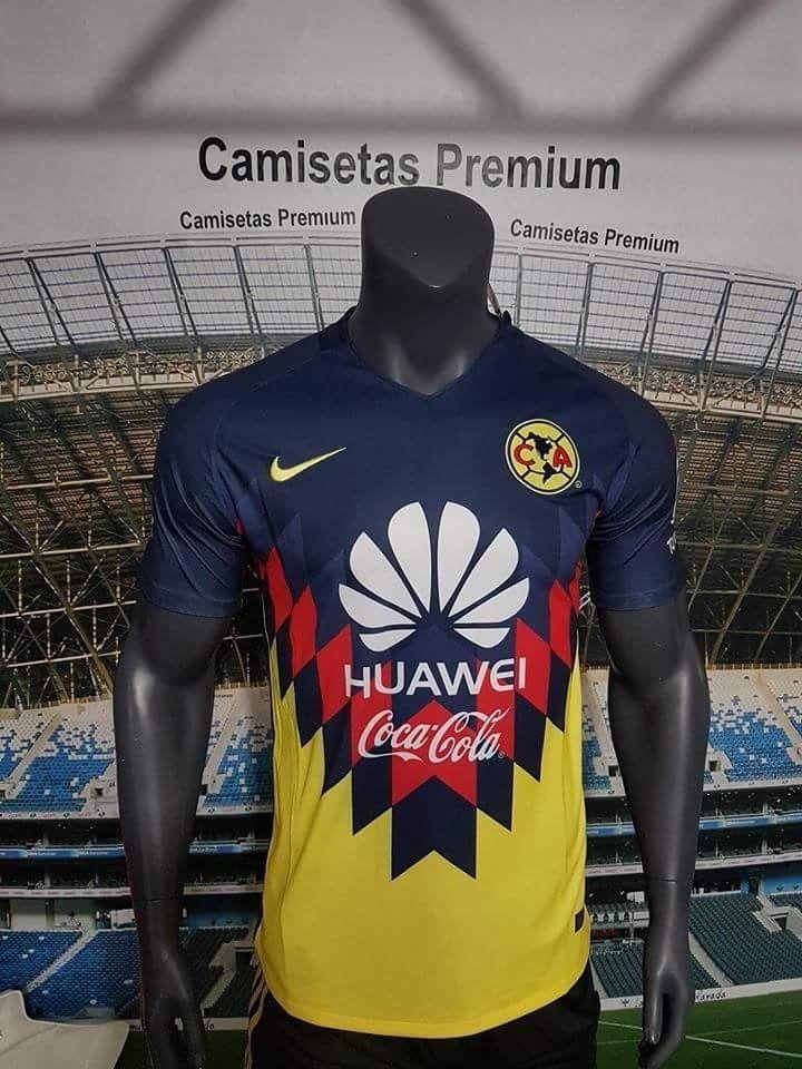 Club América 2017-18