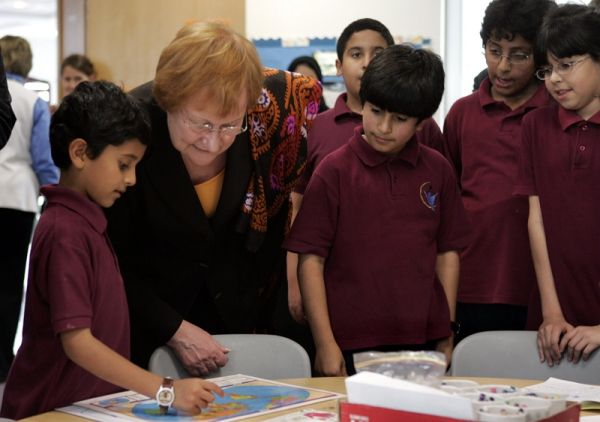 Qatar to follow example of Finnish primary school