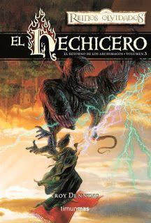 Cazadora De Libros y Magia: El Hechicero - Saga Reinos Olvidados - El Retorno ...