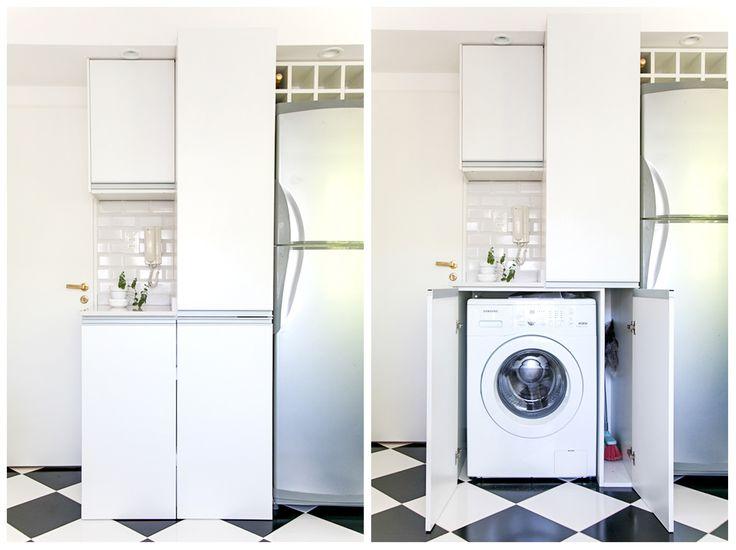 Lavadero en Pinterest  Baño de lavandería, Baño de lavadero y