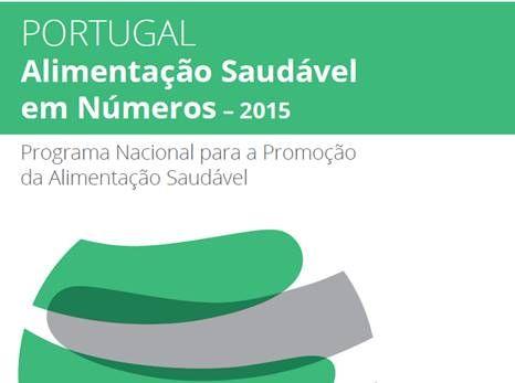 Portugal - Alimentação Saudável em Números 2015