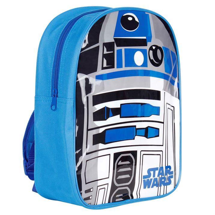 Boys Star Wars R2 D2 Backpack