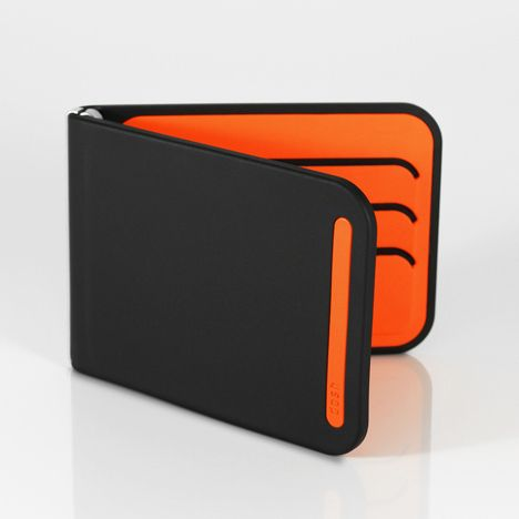 Sydney design brand Dosh . AERO flame money clip wallets