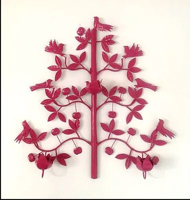 Mexican Tree of Life www.hadeda-tiles.com #treeof life #hadedatreeoflife #tiles #decorativetiles #designertiles #colortiles #colourtiles #blackwhitetiles #bluetiles #encautictiles #cementtiles #talaveratiles #hadedatiles #tileshower #tileslover #tileshop #tilesdesign #tilesstyle #tileskitchen #tilesbathroom #tilesshowroom #tiletrends #designertiles #patterntiles