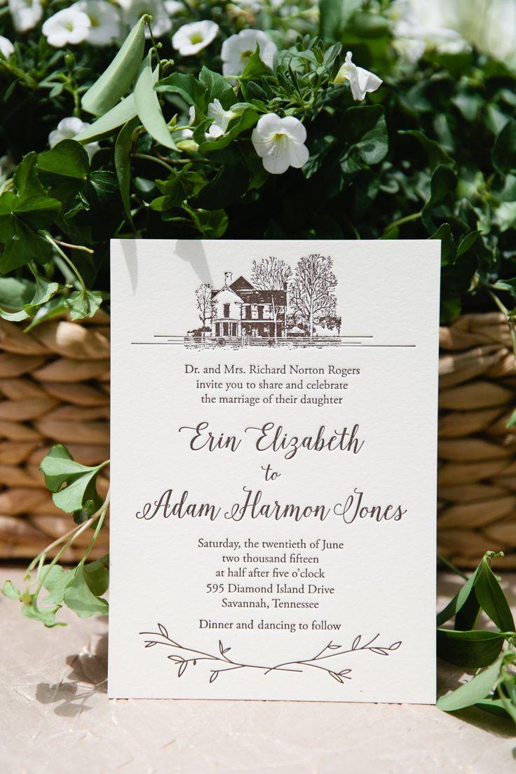 addressing wedding invitations married woman doctor%0A Elegant Farmhouse Wedding in Tennessee