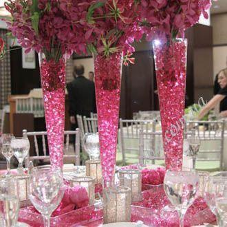 украшение и сервировка свадебного стола
