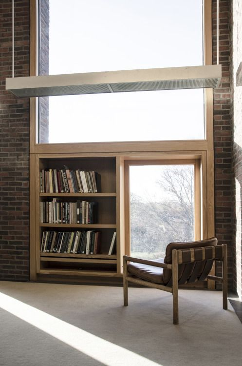 Louis I. Kahn | Phillips Exeter Academy Library | Exeter 1972