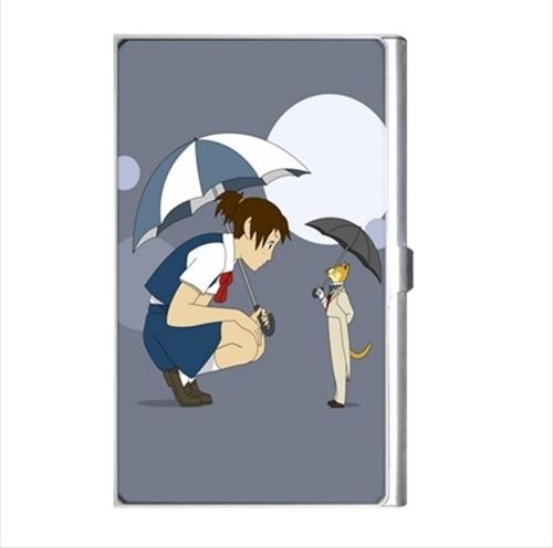 16.99$  Buy now - http://viiez.justgood.pw/vig/item.php?t=b9dwcc16604 - NEW Business Credit Card Case Anime Manga The Cat Return rare 16.99$