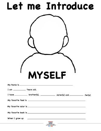 all about myself essay examples