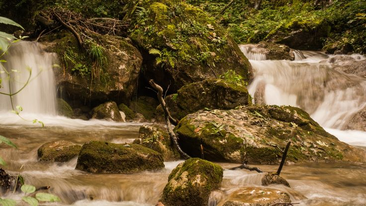 Water and Rocks by 5 Elementals on 500px