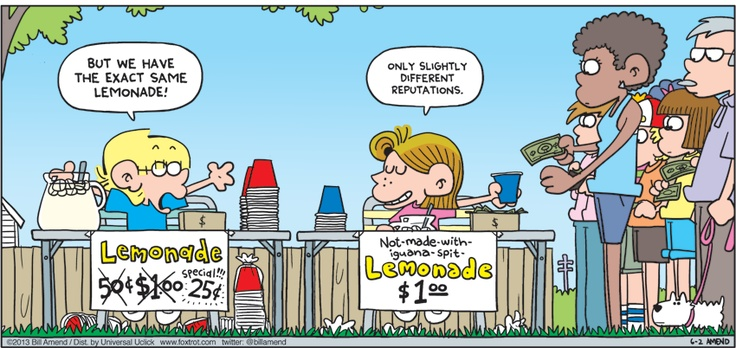 I had this exact same problem with my childhood lemonade